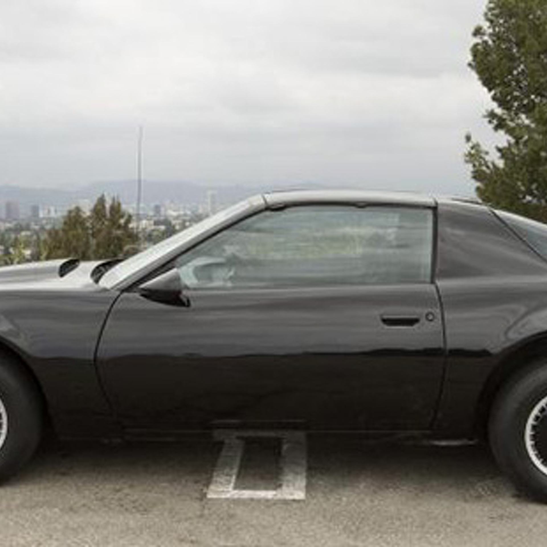 Buy This Set-Used 'Knight Rider' Trans Am and Be Just Like David