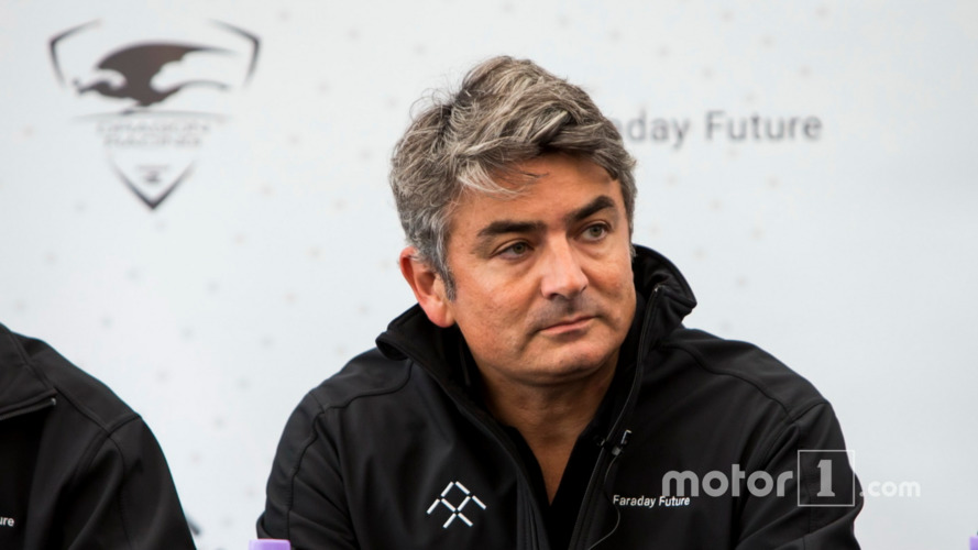 "Formula E ""perfect fit"" for Faraday Future - Mattiacci"