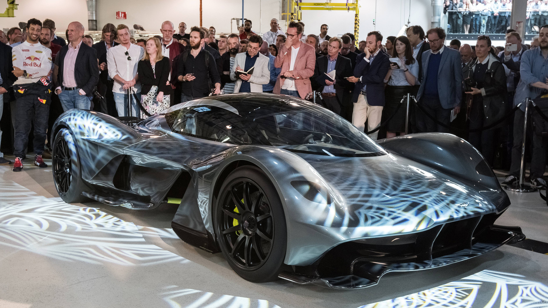 Aston Martin Hypercar Top Speed 250 Mph More Details Revealed
