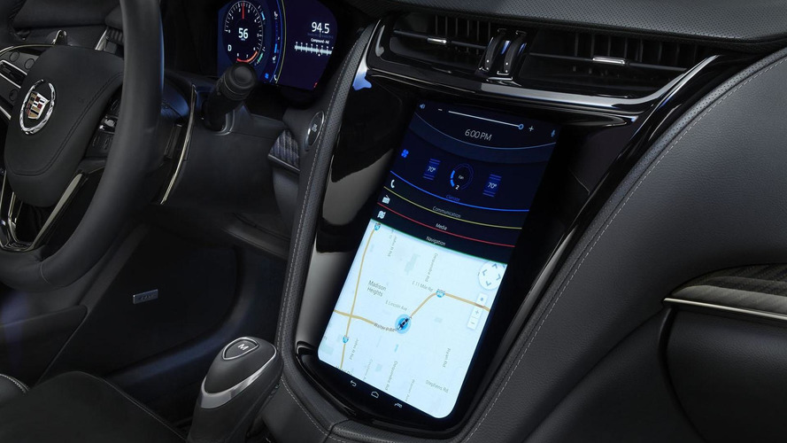 Mitsubishi introduces their new Android-based infotainment system