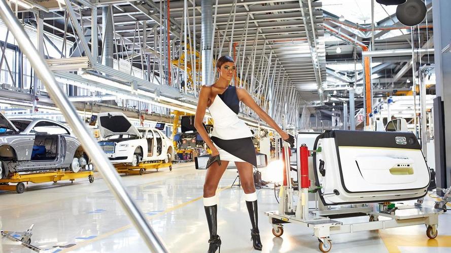 Rolls-Royce Wraith Inspired by Fashion announced
