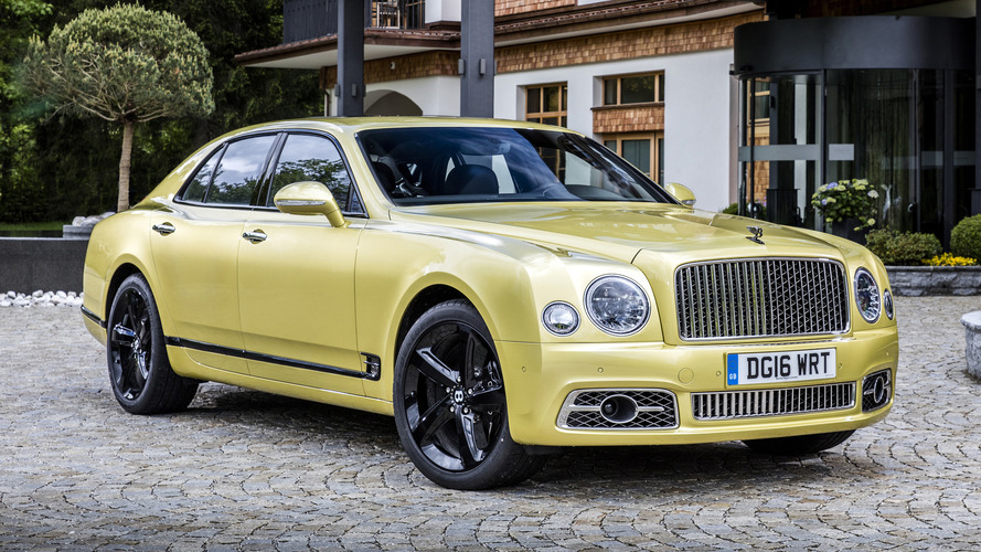 Elektromos hajtáslánccal debütálhat a következő Bentley Mulsanne