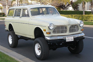 Volvo Plus Toyota Equals One Awesome Truck