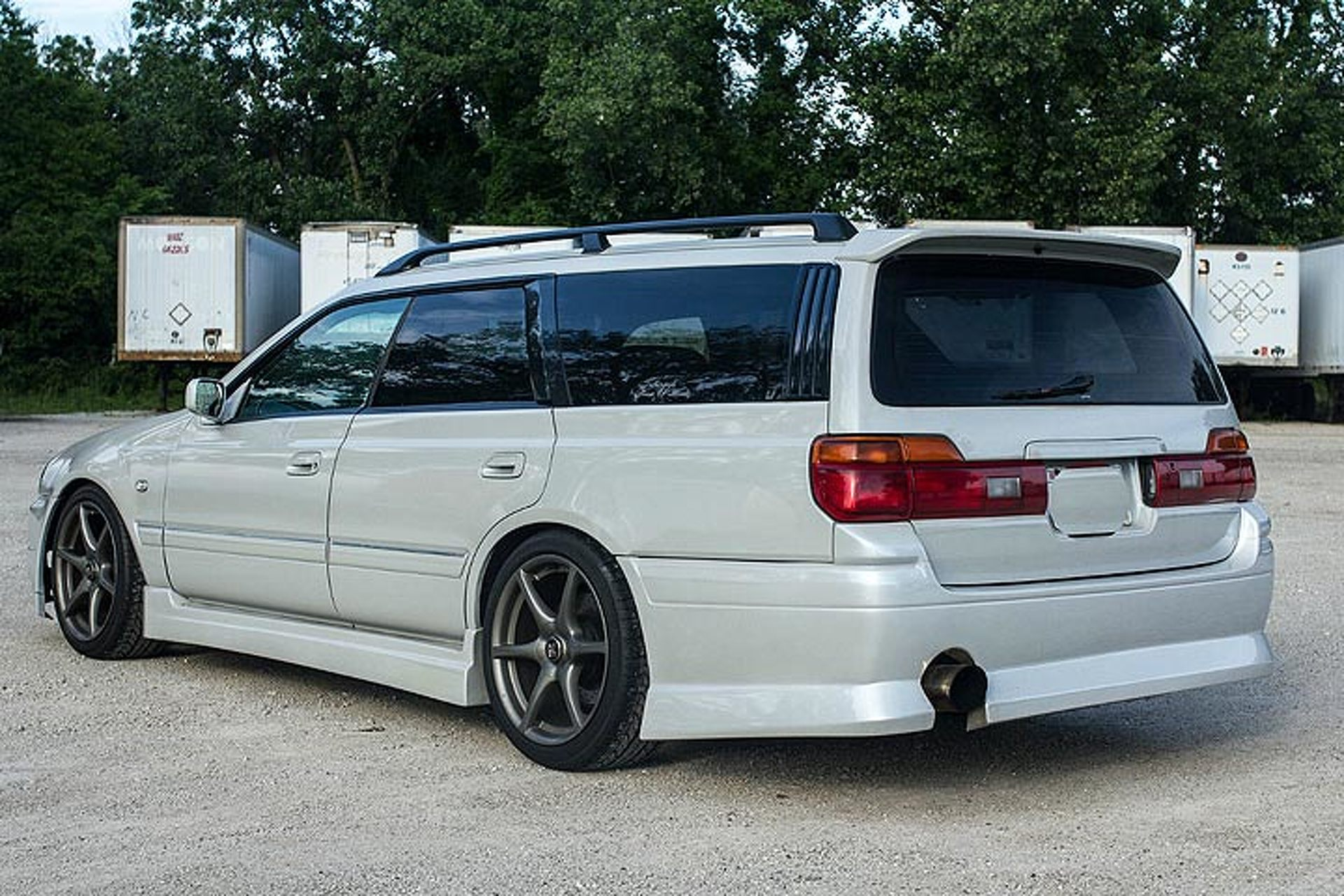 It S Real This Nissan Gt R Wagon Is Wild And For Sale In The Usa