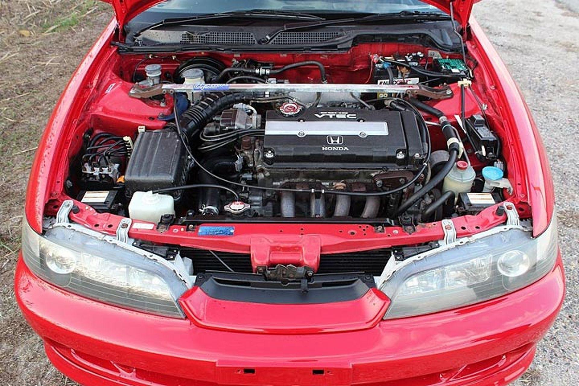 Reasons You Need An Acura Integra Type R - Acura integra type r engine