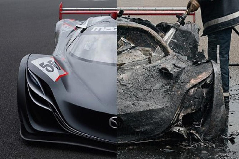Top Gear Killed the Mazda Furai Concept