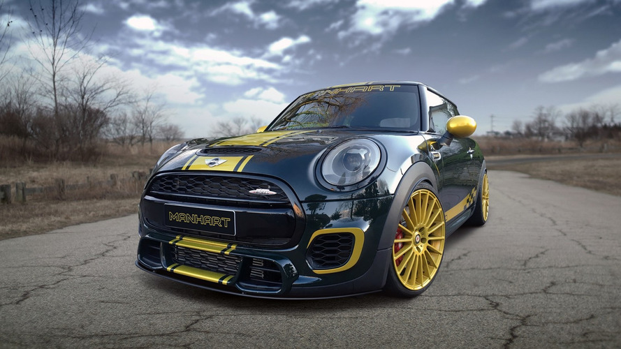 Manhart Mini F300 unveiled with 300 hp