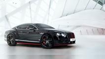 Bentley Continental GT Black Speed