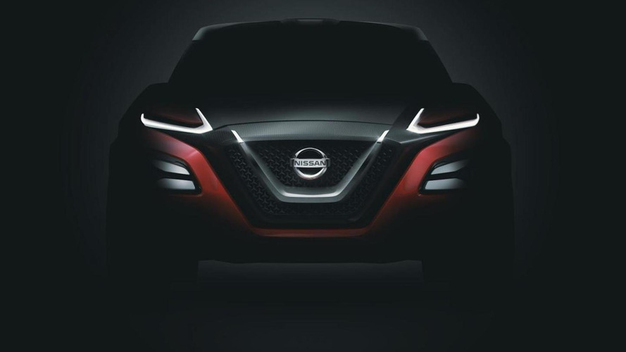 Nissan Gripz concept teased, likely previewing next-gen Z model (video)