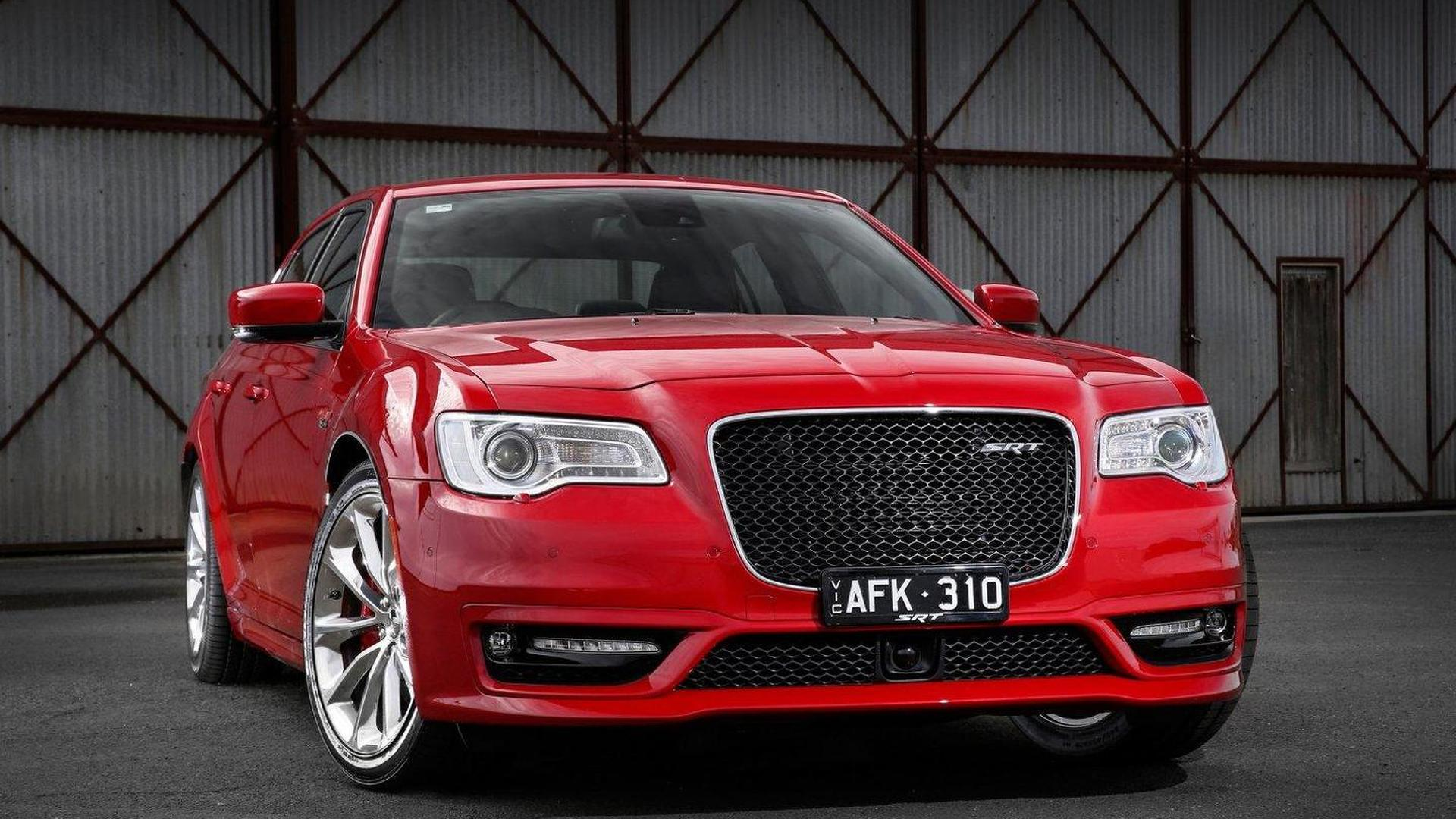 Chrysler 300 Srt Arrives In Australia Americans Still Out Of Luck
