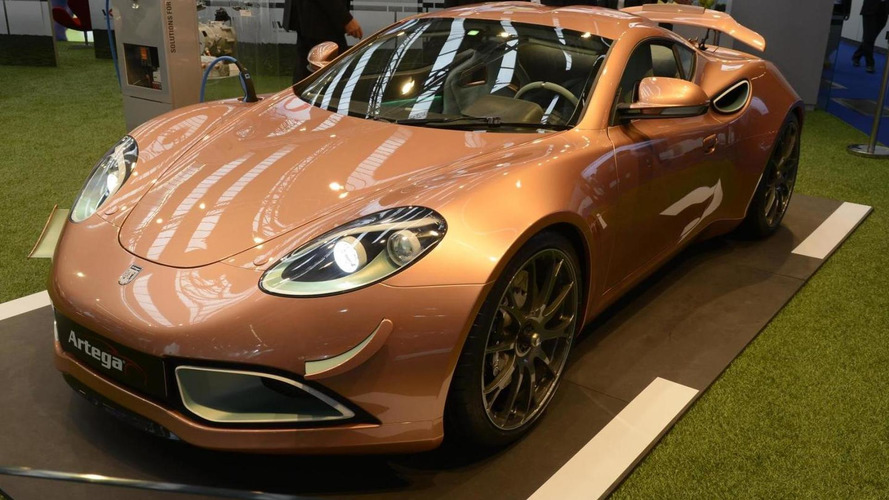 Artega returns from the dead with their new Scalo EV sports car