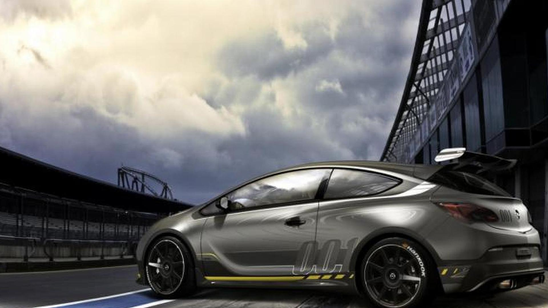 Opel Astra Opc Extreme Announced Will Be The Fastest Street Legal