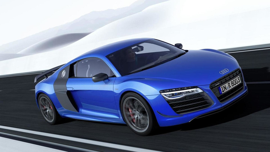 Audi continues to attack BMW over laser lights, claims the R8 LMX is the fastest