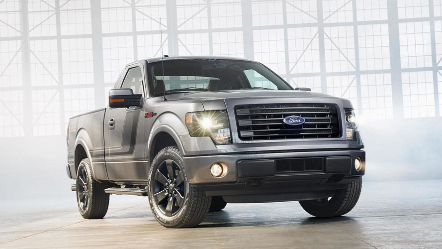 2014 Ford F-150 Tremor announced