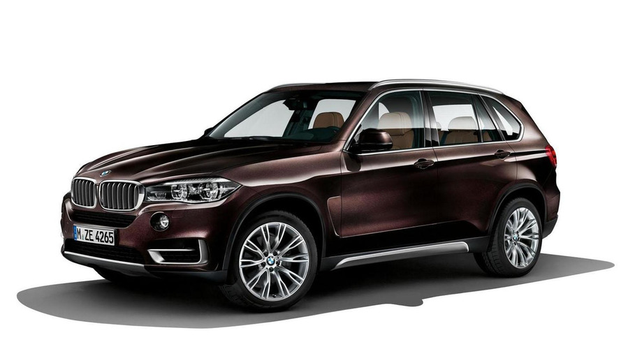 2014 BMW X5 Individual announced