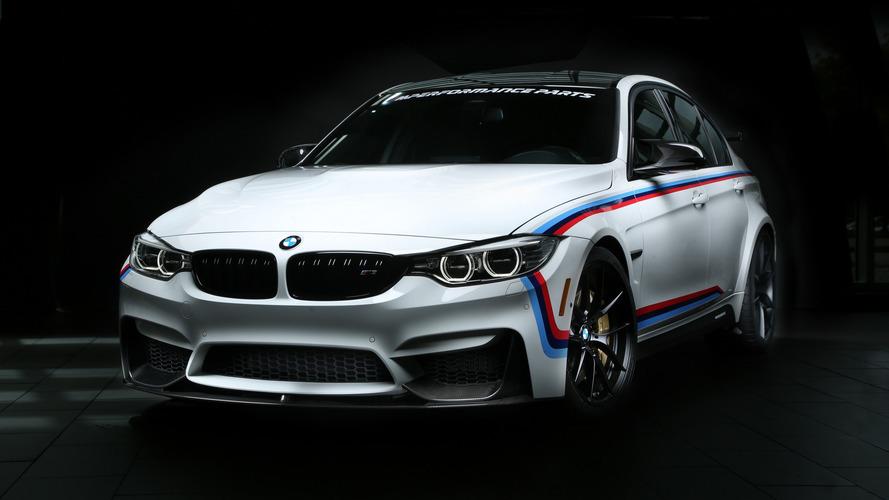 SEMA Show 2016 - BMW lance un ensemble de pièces M Performance