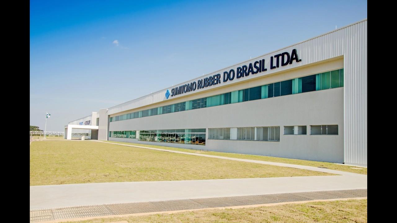 Dunlop investe R$ 487 milhões para construir nova fábrica no Brasil