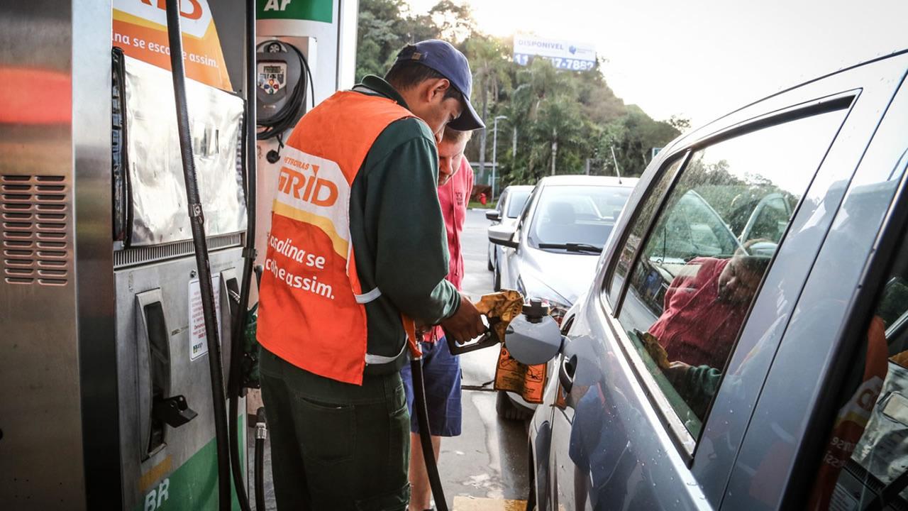 Posto de Combustível - Abastecimento