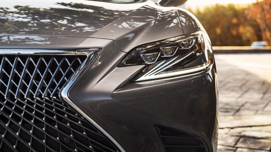 Lexus présentera un concept-car électrique à Tokyo