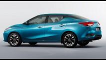Nissan Lannia: sedã compacto dá pistas sobre o futuro Versa