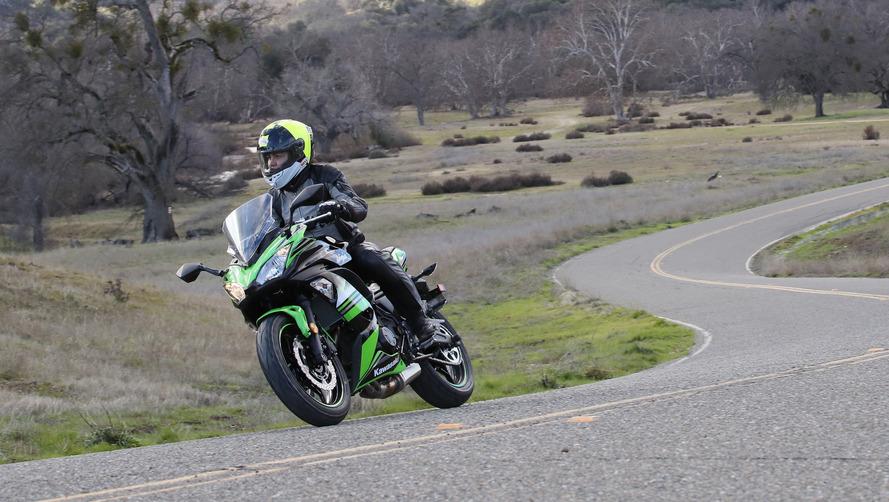 First Ride: 2017 Kawasaki Ninja 650
