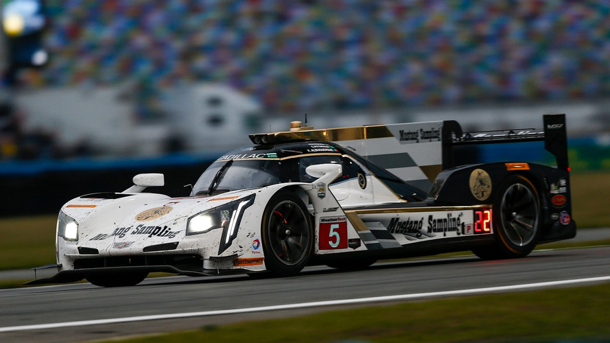 Le nouveau prototype Cadillac remporte les 24 Heures de Daytona