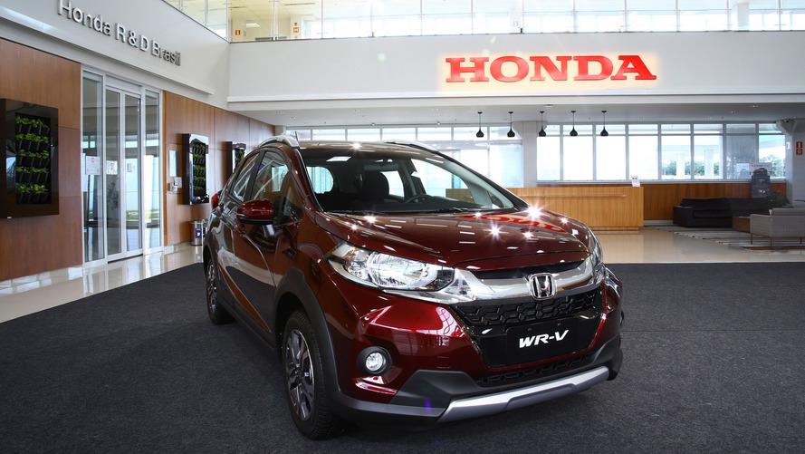 """Contato - Novo Honda WR-V é apenas um Fit """"altinho""""?"""