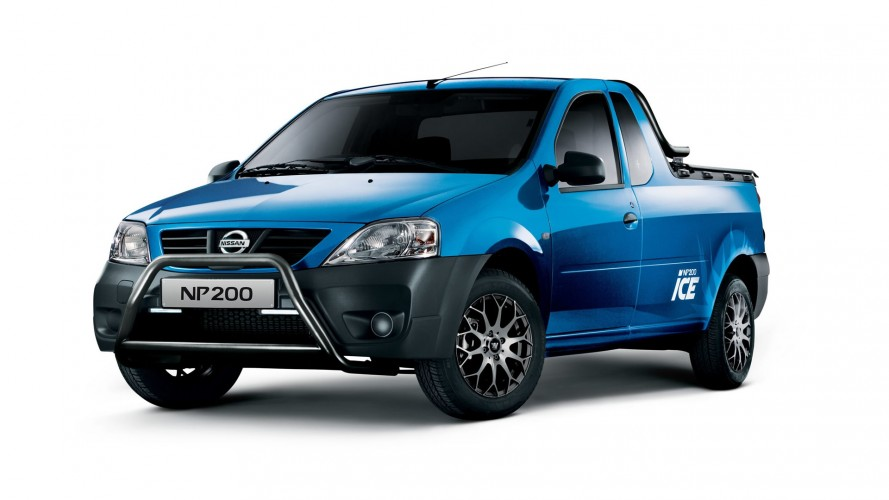 Nissan NP200: picape derivada do Logan estreia série limitada Ice Edition