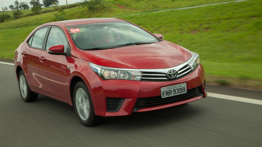 Toyota oferece  Etios, Corolla e Prius com desconto para vendas diretas