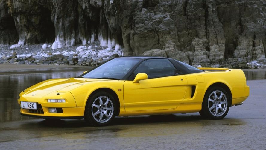 Geçmişe Bakış: Honda/Acura NSX NA1