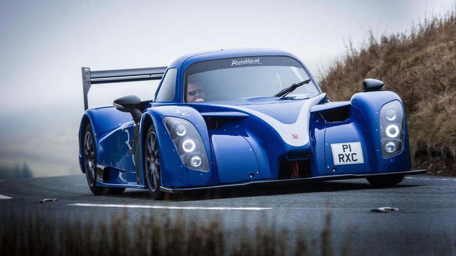 Radical wants to break its own Nurburgring record