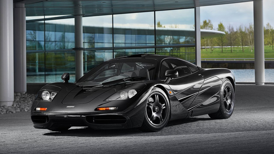 McLaren F1 (1993) - La meilleure voiture du monde?
