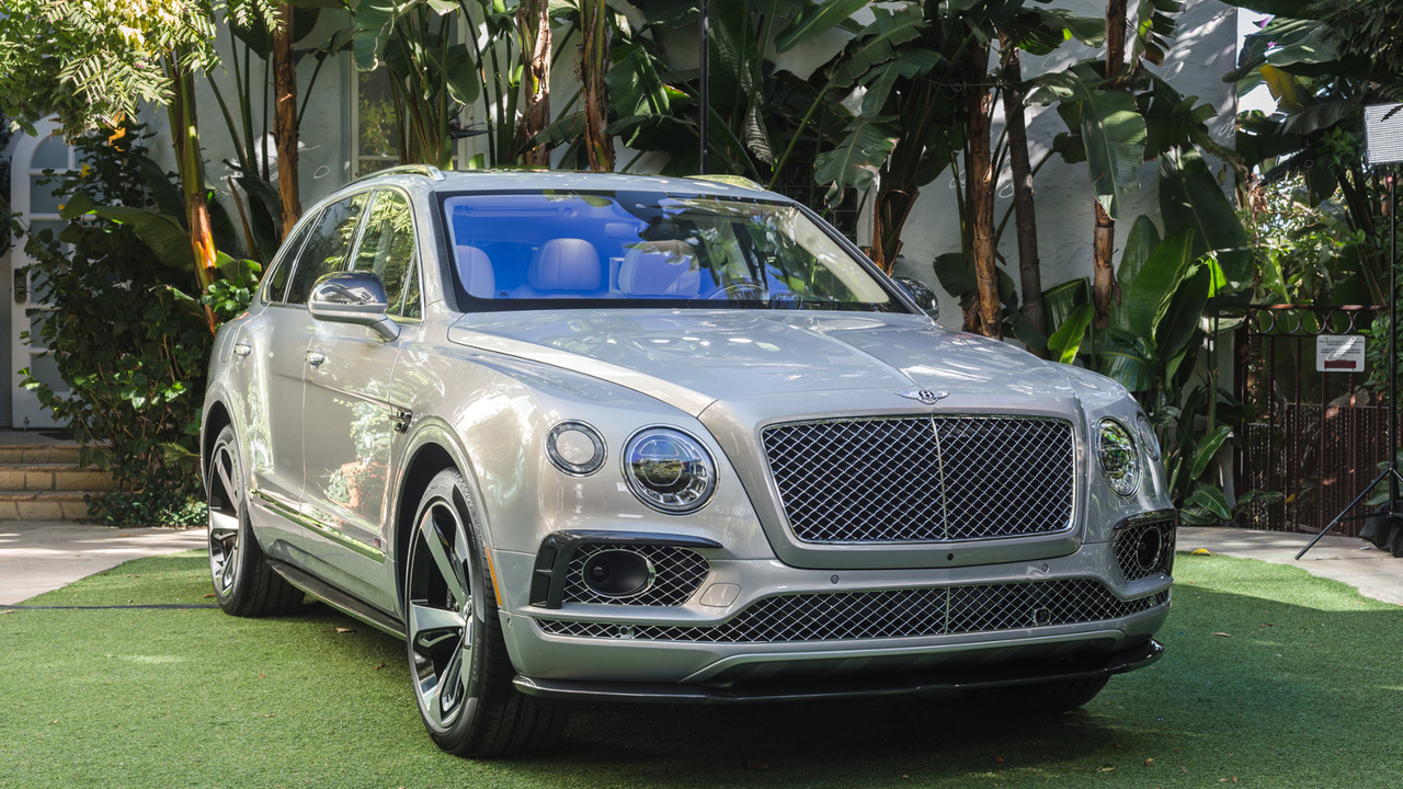 Bentley Bentayga First Edition First Edition