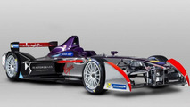 DS Virgin Racing new livery