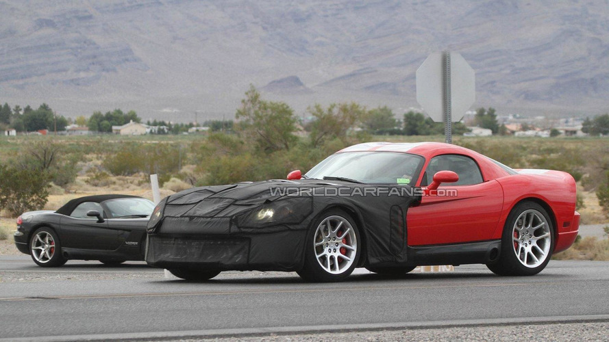 2013 Viper ditches the Dodge name
