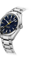Omega Seamaster Aqua Terra 150m James Bond Limited Edition watch