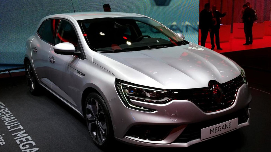 2016 Renault Megane full specs leaked, three petrol and four diesel engines on the list