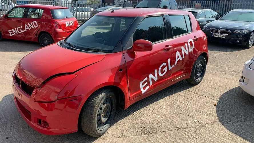 Suzuki Swift from Top Gear live for sale