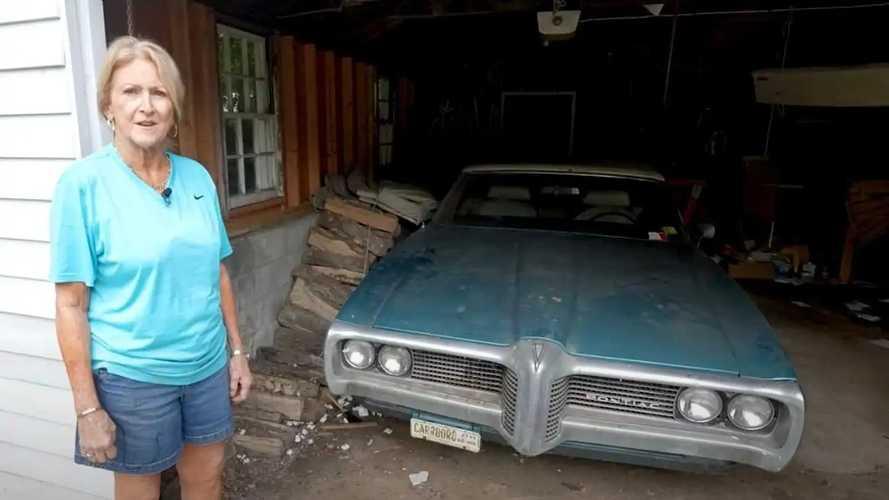 ¡Este Pontiac LeMans no se ha lavado en 22 años!