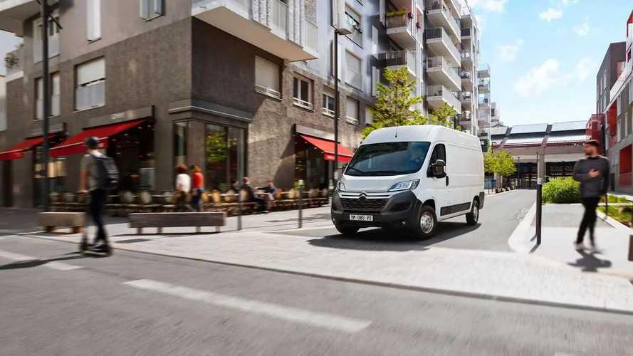 Citroën ë-Jumper, al via gli ordini in Italia
