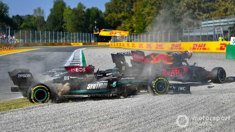 Verstappen/Hamilton crash showed 'lack of self-control' - Hill