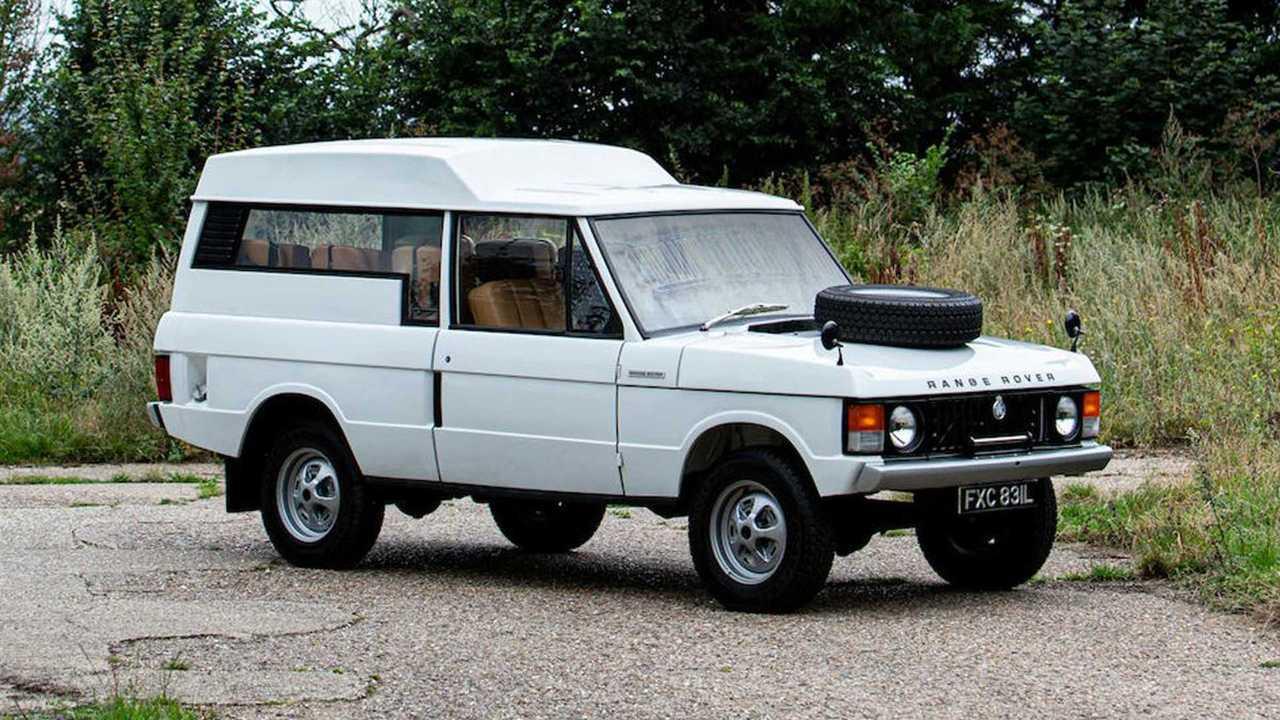 1972 Range Rover shooting brake for sale