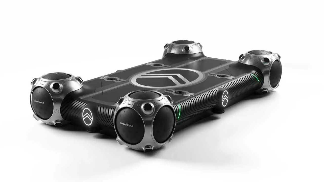 Citroen Autonomous Mobility Vision