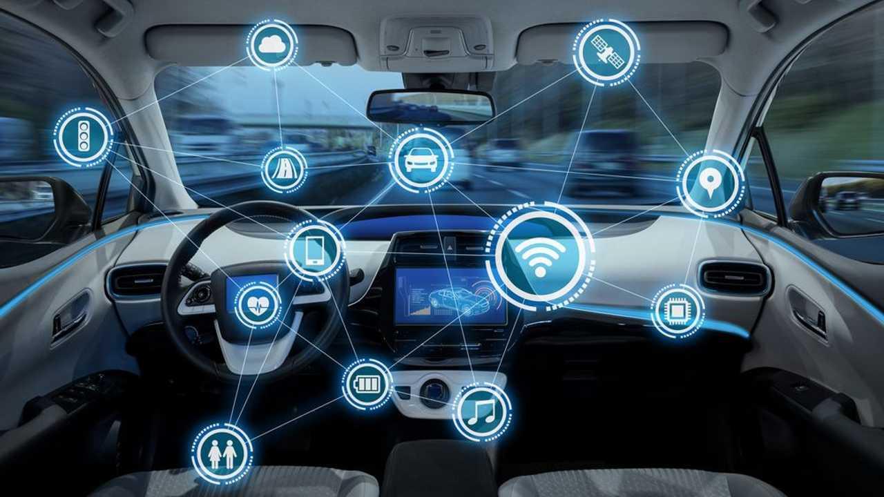 Technologie embarquée voiture