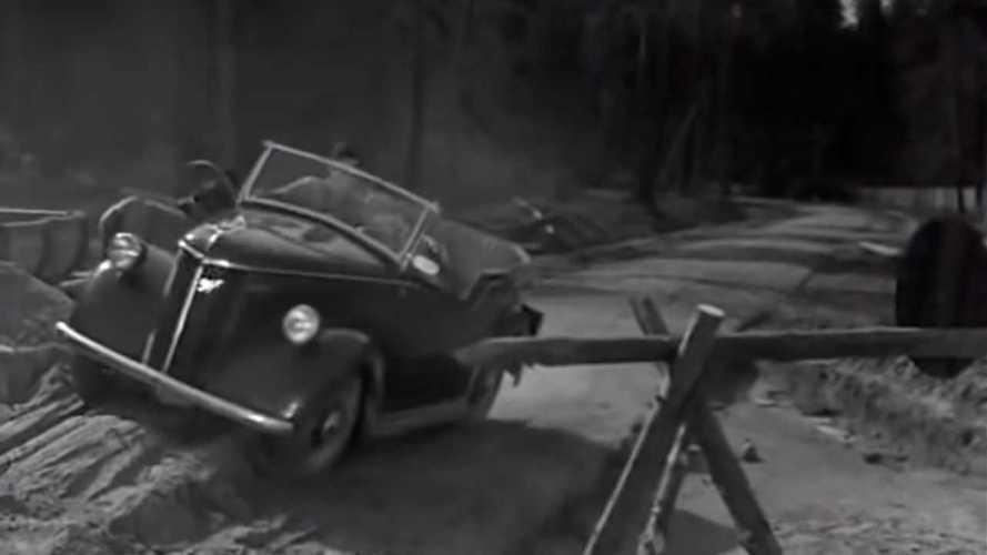 Автомобили в советских фильмах