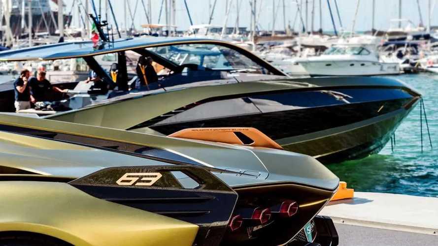 Tecnomar for Lamborghini 63 im Test: Mit 4.000 PS über das Meer