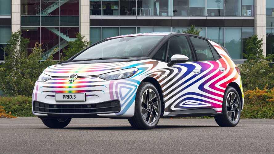Volkswagen PRID.3 estreia para celebrar diversidade e inclusão