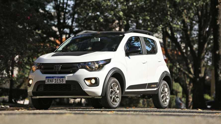 Fiat Mobi Trekking 2022 (teste BR)
