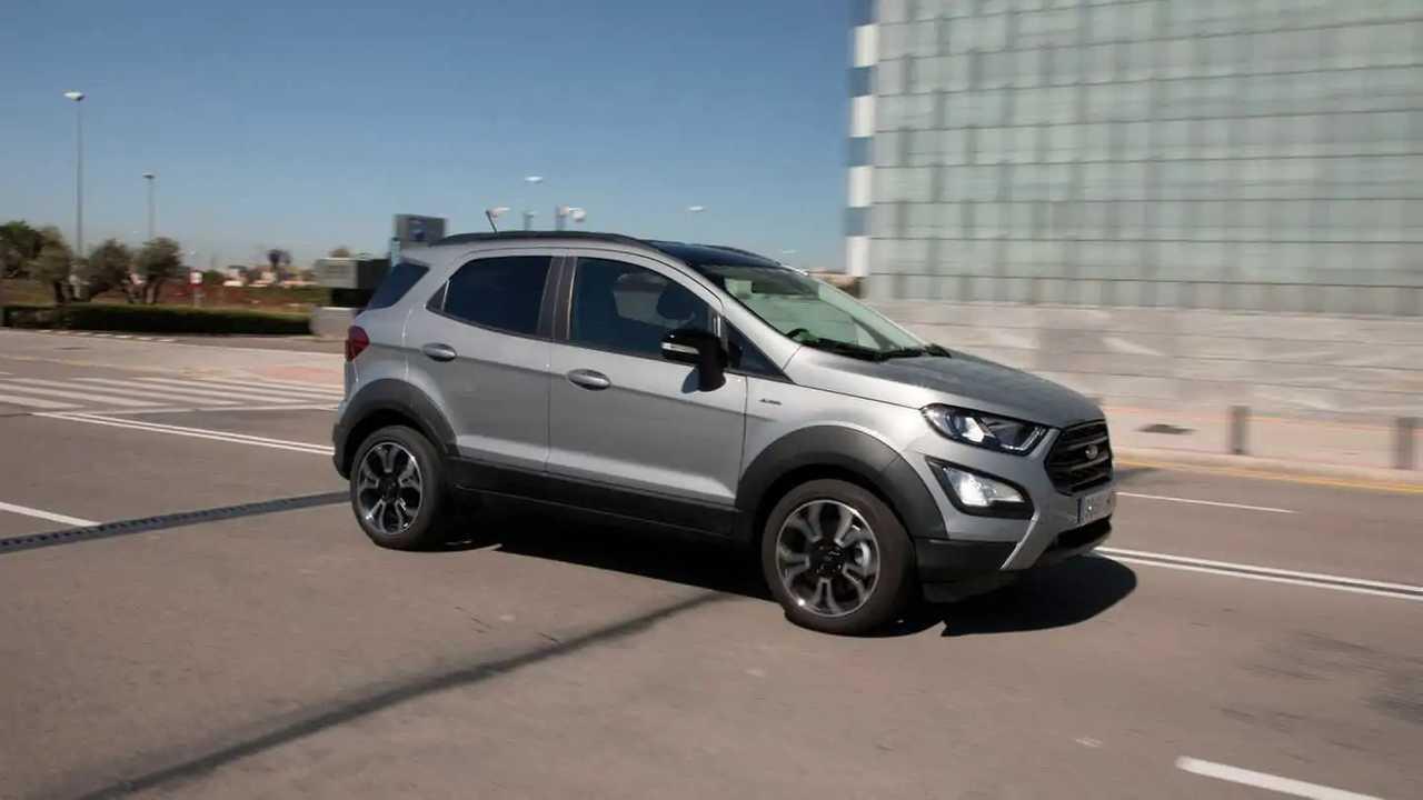 Prueba Ford EcoSport Active
