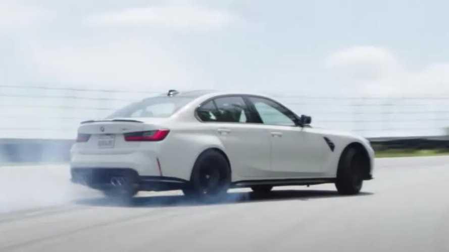 Videó: Akár tetszik az a hűtőrács, akár nem, az új BMW M3 egy nagyszerű sportszedán